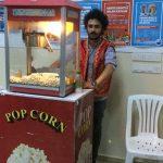 popcorn dağıtımı