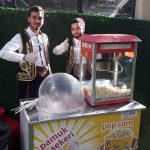 popcorn standı kiralama